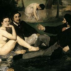Picture for Kırda Öğle Yemeği - Édouard Manet