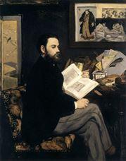 Emile Zola'nın Portresi, 1868