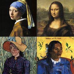 Ressamların Tablolarına Yansıttığı Kadınlar picture