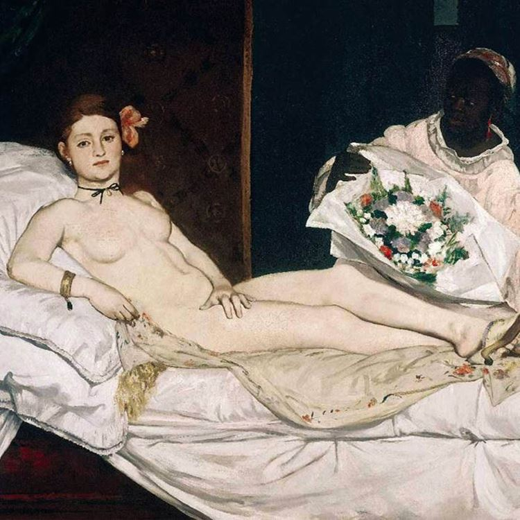 Olympia - 1863 / Édouard Manet picture