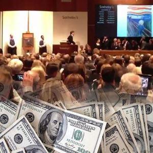Picture of Dünyanın En Pahalı Tabloları
