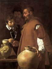 Show The Waterseller of Seville, 1618-1622 details