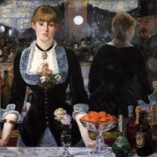 Picture for A Bar at the Folies-Bergère - Édouard Manet