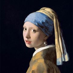 Picture for Girl with a Pearl Earring - Johannes Vermeer