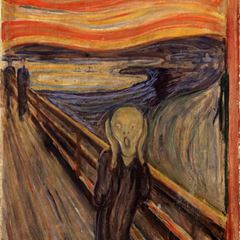 Picture for Çığlık - Edvard Munch