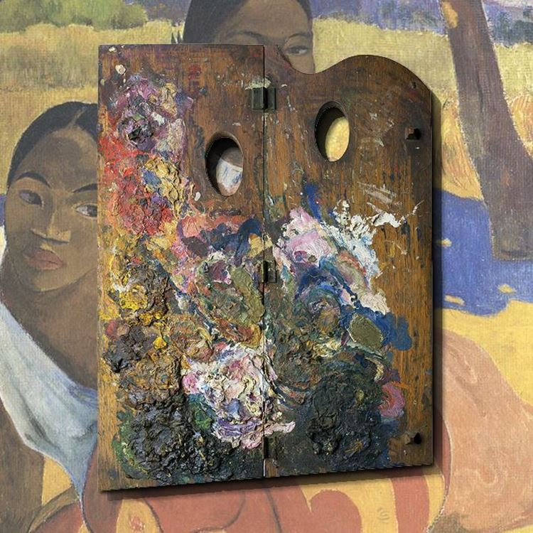 Paul Gauguin, 1848–1903 picture