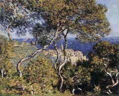 Bordighera, 1884, Tuval üzerine yağlıboya, 65 x 80.8 cm, The Art Institute of Chicago, Chicago, ABD.
