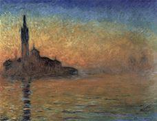Venedik'te Akşam, 1908