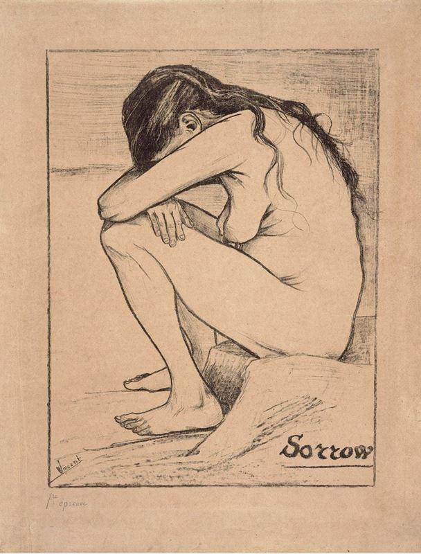 Hüzün, 1882 resmi