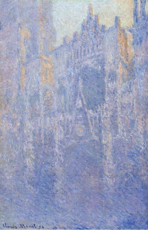 Rouen Katedrali, Portal (Sabah Sisi), 1894 resmi