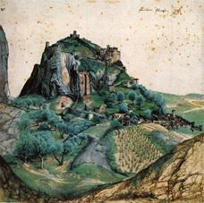 Show View of the Arco Valley, c. 1495 details