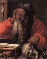 Aziz Hieronymus, 1521