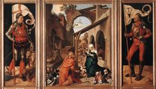 Paumgartner Altarı, 1500 dolayları