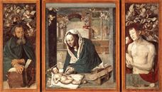 Dresden Altarı, 1496 dolayları