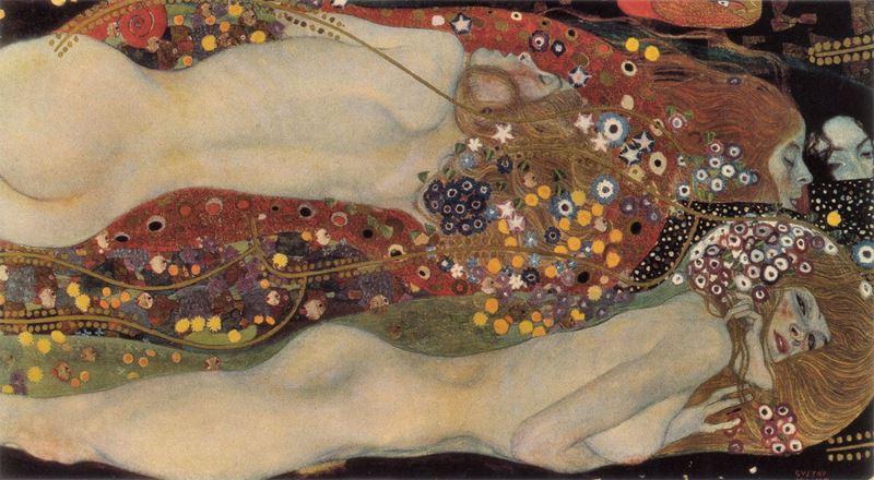 Su Yılanları II (Kız Arkadaşlar), 1904-1907 resmi