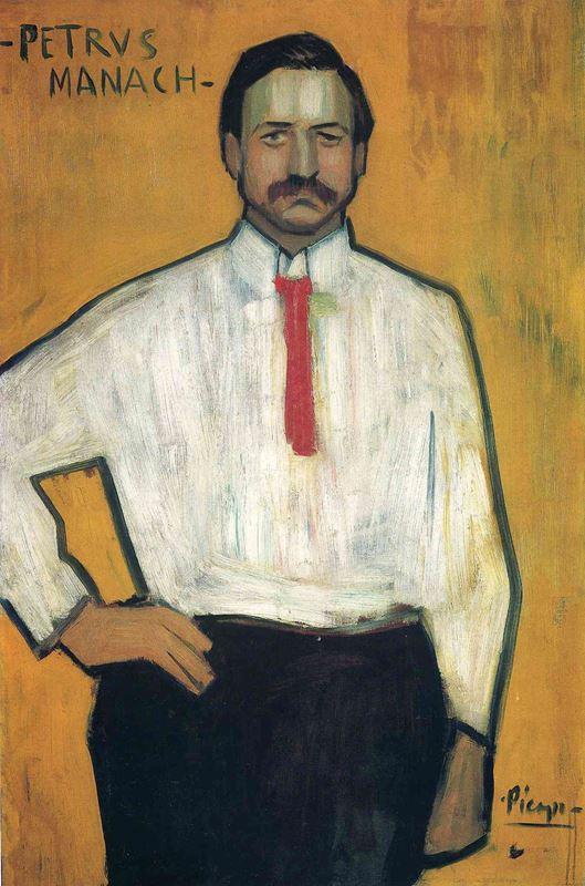 Pedro Mañach, 1901 resmi