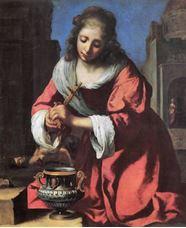 Saint Praxedis, 1655