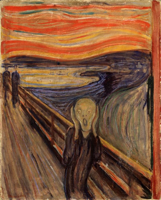 Picture for The Scream, 1893