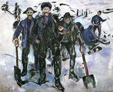 Karda İşçiler, 1913-1915
