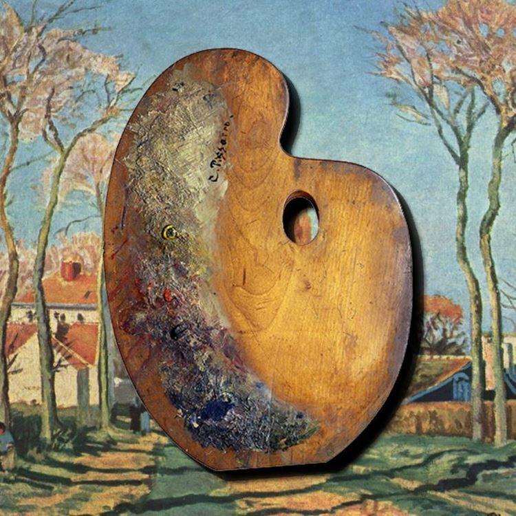 Camille Pissarro (1830-1903) picture