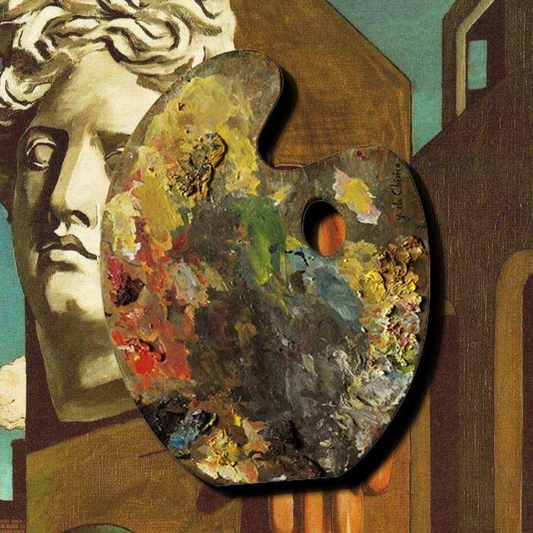Giorgio de Chirico (1888-1978) picture