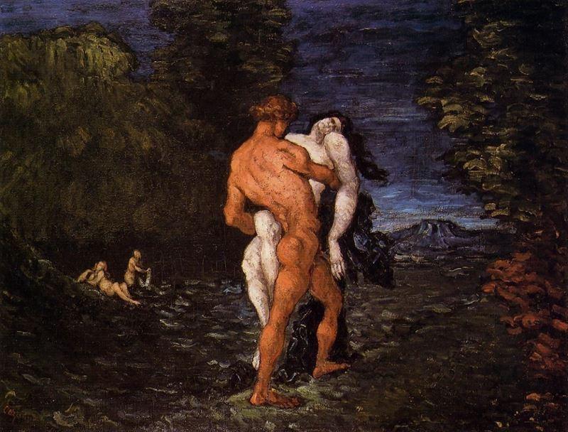 Kaçırma, 1867 resmi