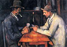 Kâğıt Oynayanlar, 1892-1893