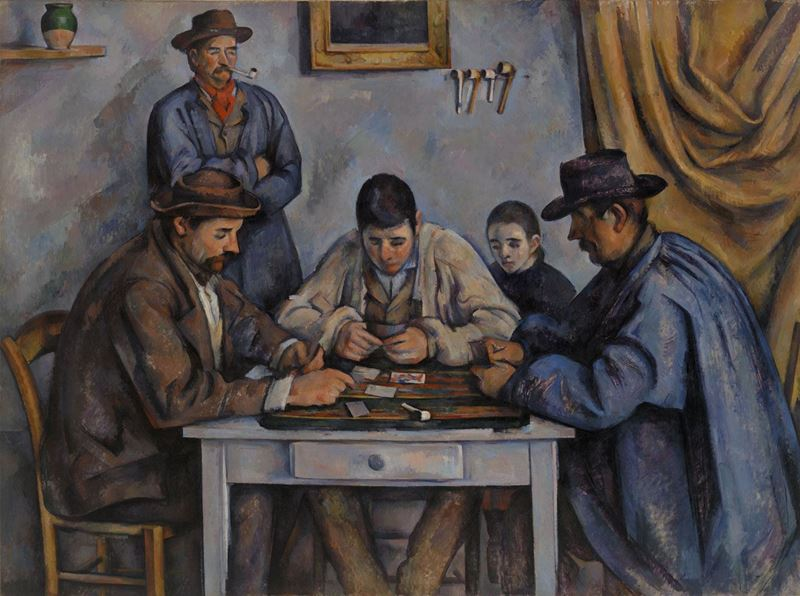 Picture for The Card Players, 1890-1892