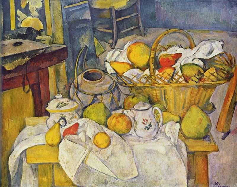 Picture for Still Life with Basket, 1888-1890