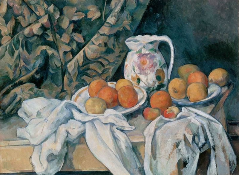 Picture for Still Life with a Curtain, c. 1895