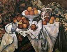 Elma ve Portakallarla Natürmort, 1899 dolayları