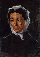 Sanatçının Annesi, 1866-1867