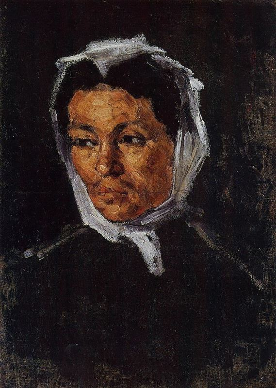 Picture for The Artist's Mother, 1866-1867