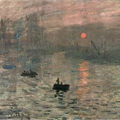 Picture for İzlenim, Gündoğumu - Claude Monet