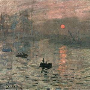 Picture of İzlenim, Gündoğumu - Claude Monet