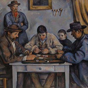 Picture of Cézanne: Kâğıt Oynayanlar