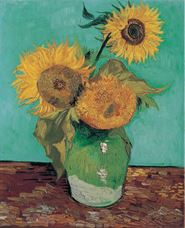 Show Sunflowers, 1888 details