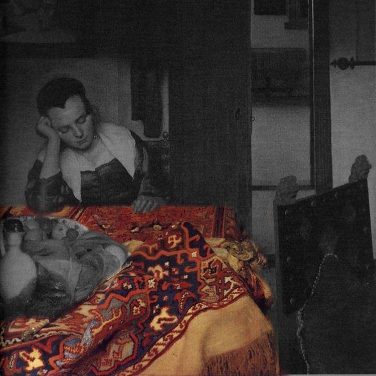 Uyuyan Genç Kız, 1656-1657 dolayları picture
