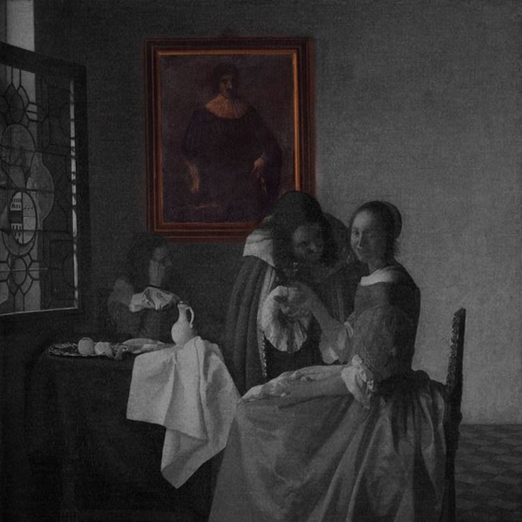 Şarap Bardaklı Kız, 1659-1660 picture