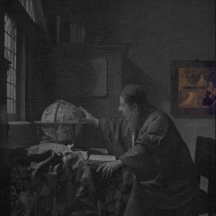 Gökbilimci, 1668 picture