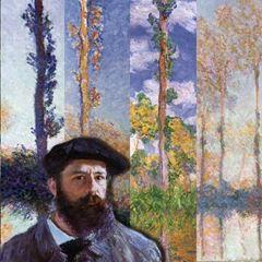 Claude Monet: Dizi Resimler