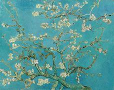 Çiçek Açan Badem Ağacı, 1890