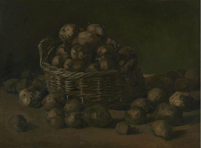 Patates Sepeti, 1885 resmi