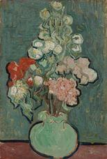 Çiçekli Vazo, 1890
