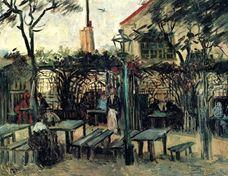 La Guinguette, 1886