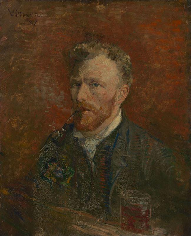 Kadehli Otoportre, 1887 resmi