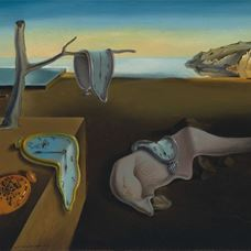 Picture for The Persistence of Memory - Salvador Dali
