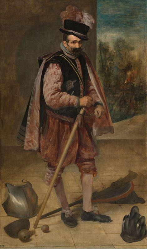 Avusturyalı Don Juan Lakaplı Soytarı, 1632 dolayları resmi