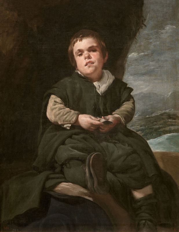 Francisco Lezcano'nun Portresi, 1635-1645 resmi