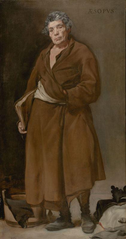 Ezop, 1638 dolayları resmi